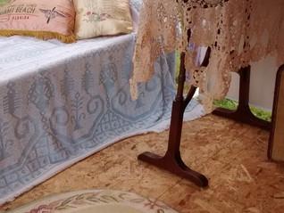 Love my hook rug!