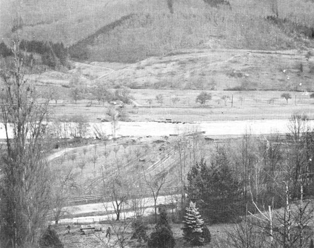 The Sauer River at Echternact