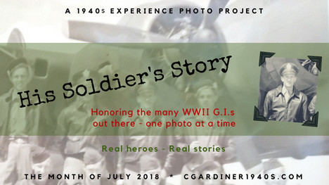 His Soldier's Story