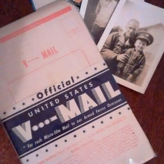 Unused V-Mail