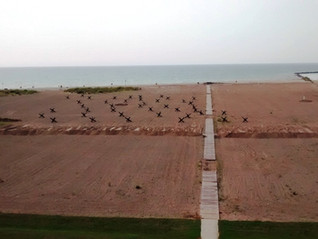 The Beach - Eerily similar to Omaha