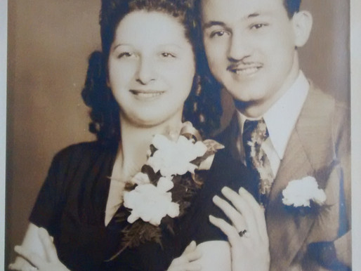 Their 1940s Romance #3