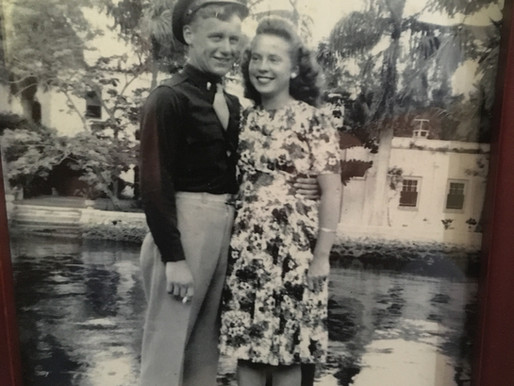 Their 1940s Romance - #7