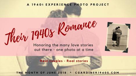 Their 1940s Romance
