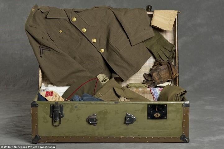 Frank's Suitcase
