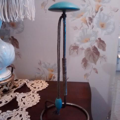 1920s Shelf Hat Stand