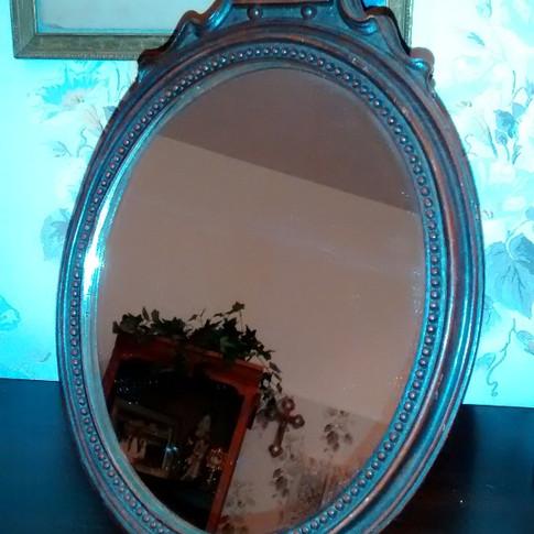 SyrocoWood Vanity Mirror