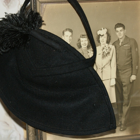 A half hat