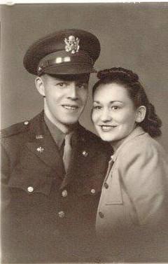 Their 1940s Romance #4