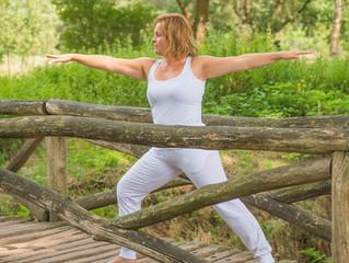 Workshop Yoga in de natuur - avond