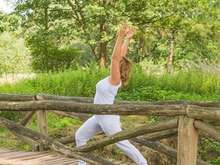 Workshop Yoga in de natuur