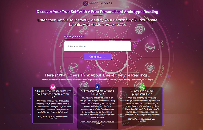 Discover Your True Self with a Personalized Archetype Reading