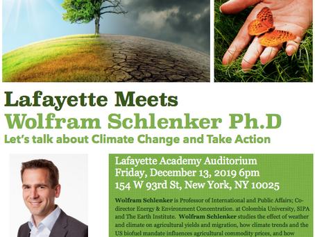 Lafayette Meets: Wolfram Schlenker Ph.D