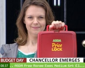 'Price Lock' - ASDA