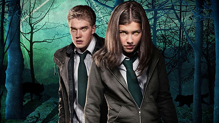 Wolfblood - 4 series