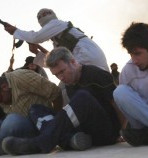 Siege in the Sahara