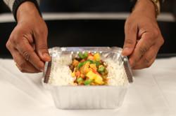 Mix Veg on Rice
