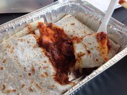 Chicken Tikka Roti