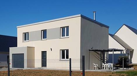 Maisons Le Masson toit plat