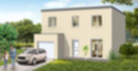 modele maison maison-toit-plat