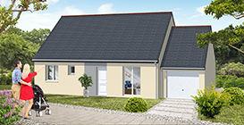 modele maison-garage-attenant