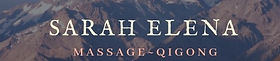 SARAH ELENA MOUNTAIN massage Certificate