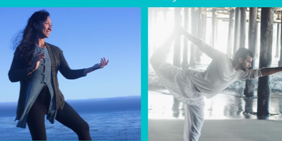 Qigong & Yoga for Vitality