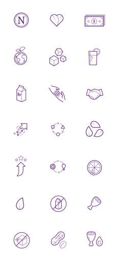 Fizzzn Icons