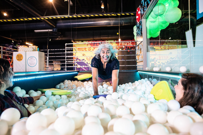 Pause|Play Ball Pit