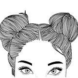 bun-buns-eyebrows-eyes-Favim.com-3127414