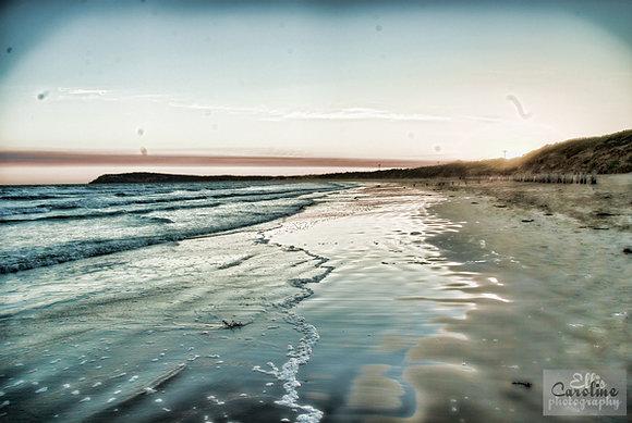 Australian Coast. Ocean Grove