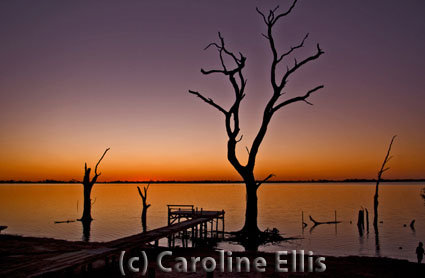 Lake Charm: Australia