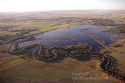 floodway-Arial