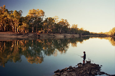 Fishing on the Murray: Australia