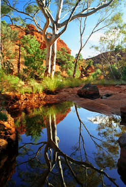 Australian Outback.  Mootwingee National Park.