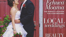 Cover of Echuca Moama Wedding Magazine