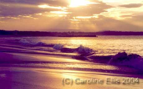 Golden Beach: Noosa National Park