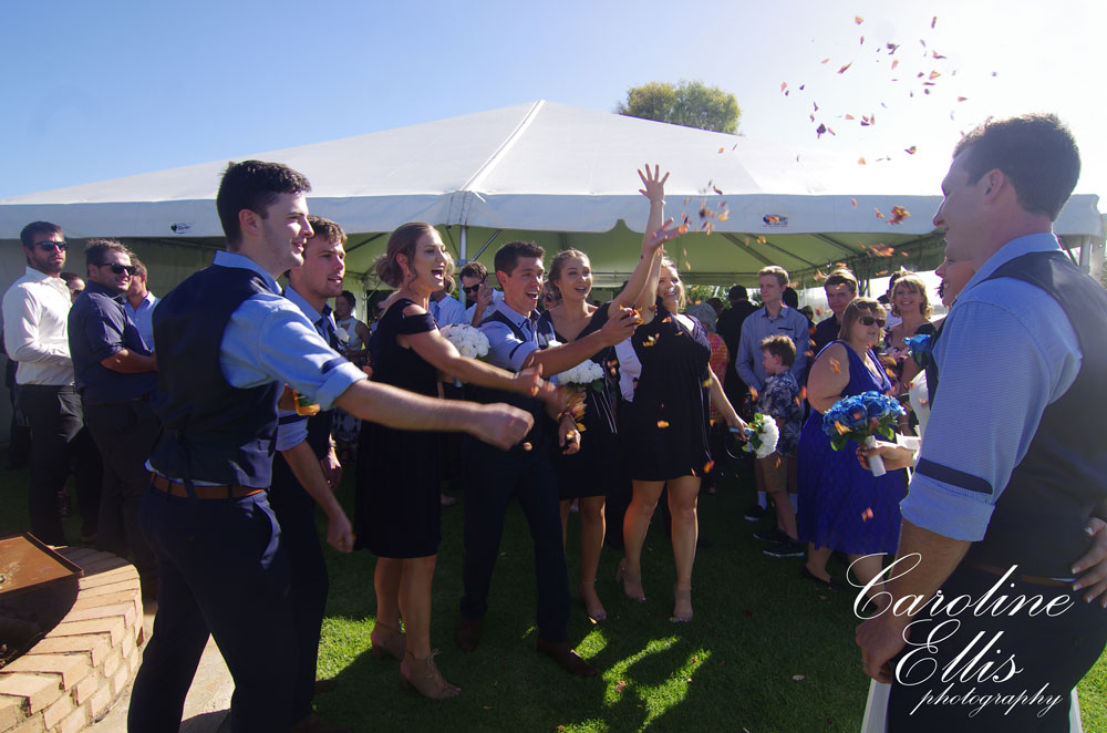 Swan Hill Wedding