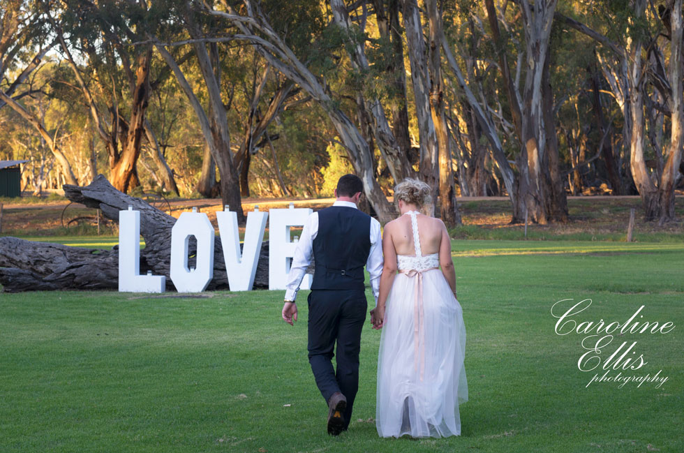 Wedding photography Swan Hill