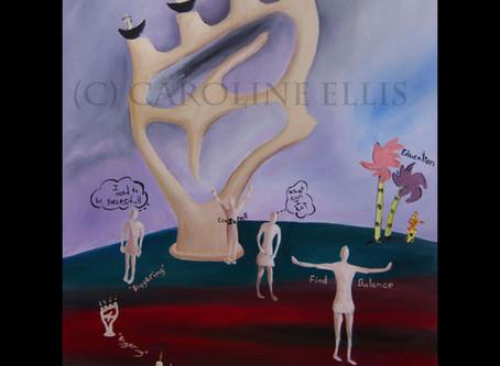 Award Winning Painting
