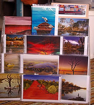 Australian Landscape Greeting Cards