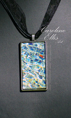 Crystal Stream Antique Rectangle