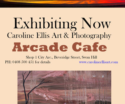 Exhibiting Swan Hill Arcade Cafe