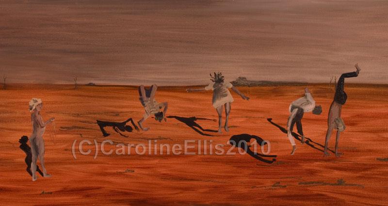 Desert Acrobates