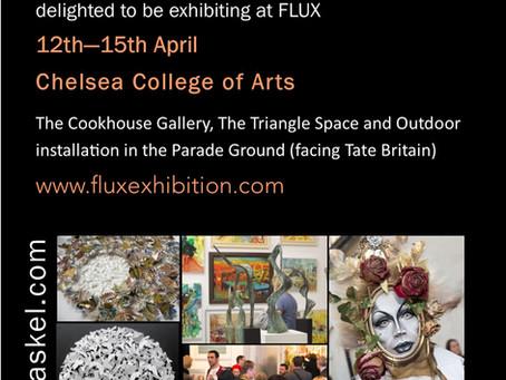 Flux Exhibition  12-15th April
