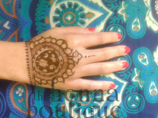 The top festival henna designs for summer 2018