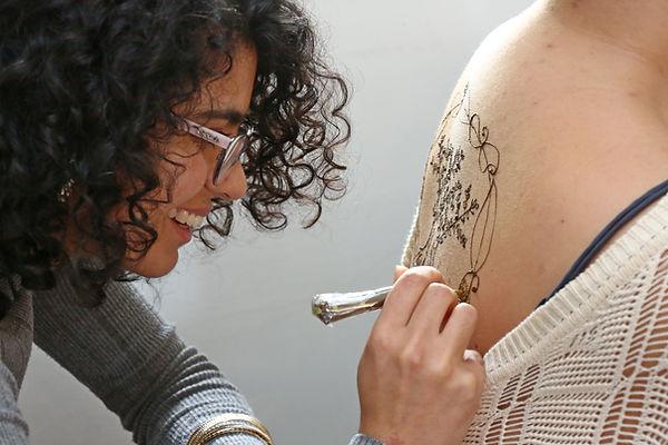 Tanya Vyas, Henna Boutique