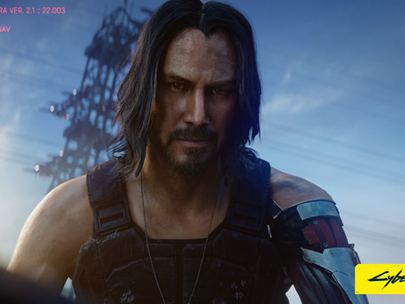 2020's Biggest Game, Starring Keanu Reeves & A Little Known Polish Company