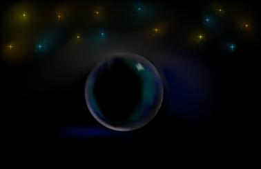 Kohana 20200714 glass night ball scene (