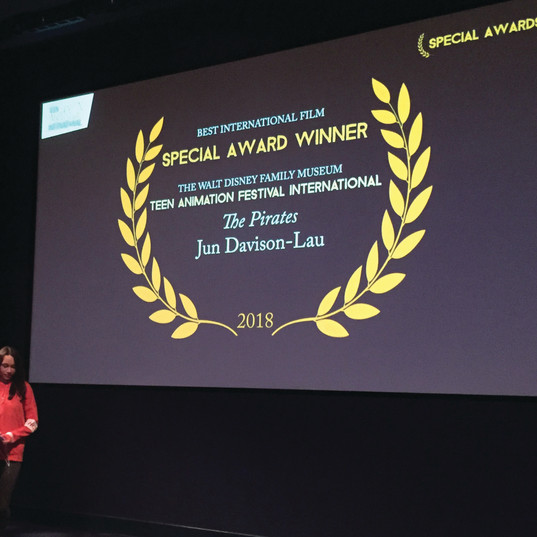 SheepDog Animation Best International Film